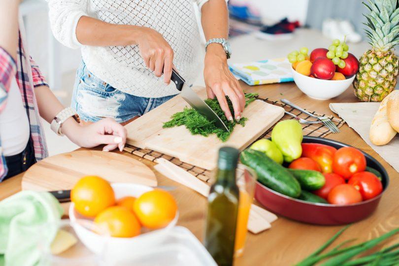 Heart-healthy alternatives in recipes