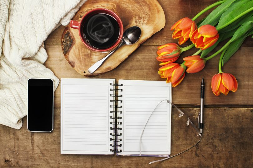 Trying to get back on track with your eating patterns? Food journaling might help.