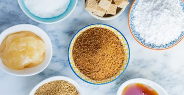 Alternatives to traditional sugar