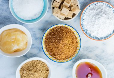 Alternatives to traditional sugar