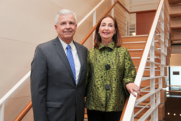 photo from article Community Catalysts: Mike and Linda Polatty